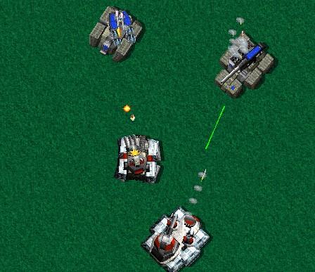 Mayhem T3 tanks